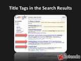 SEO Title Tag Tip: Don't Just List Keywords