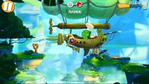 Angry Birds 2 Gameplay Android - A first look Levels 1-1 and Levels 1-2