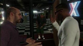 GTA V Scene Employee Of The Month Cut Scene Grand