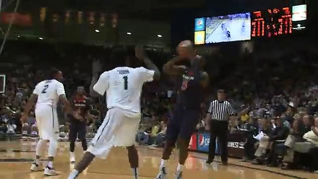 Auburn Basketball Highlights at Colorado