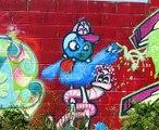 Graffiti in Gernika     Graffitiak Gernikan