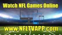 Watch Cincinnati Bengals vs Oakland Raiders Live Streaming Online