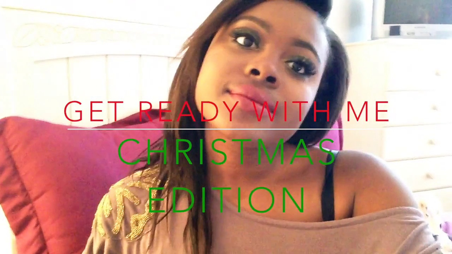 Grwm Christmas Morning Edition A Green And Gold Smokey Eye Video Dailymotion We know there's something for everyone's musical taste, whether you prefer a classic cover or love to listen to new holiday hits. dailymotion
