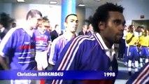 """Final coupe du monde 1998 """" Frisson garanti """" [Reportages ]"""