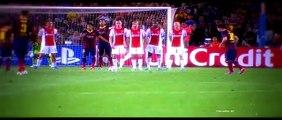 Lionel Messi ● Amazing Free Kick Goals cVCBSAmES9Q