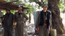 Kurdos se preparan para nueva guerra contra Turquía [VIDEO]