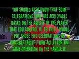 "Tutoriel all celebrations Fifa 13 2/4 ""Finitions/Finishes"" (PS3/Xbox360) Français/Anglais"