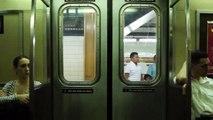 MTA NYC Subway R46 door chime