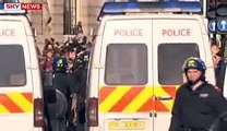 Live: G20 riots London Square at Bank of England
