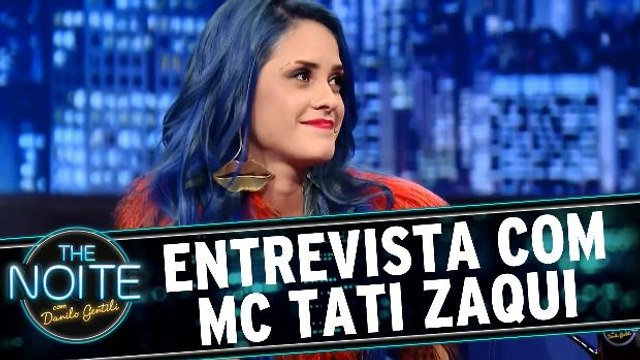 Entrevista com MC Tati Zaqui