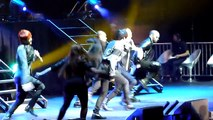[fancam]101119 JYJ- Ayyy Girl @ LA Showcase *NG on the intro lol*