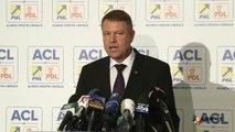 Declaraţie de presă - Klaus Iohannis
