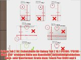 Galaxy Tab 2 10.1 Schutzh?lle f?r Galaxy Tab 2 10.1 (P5100 / P5110) - Wei? 360? drehbare H?lle