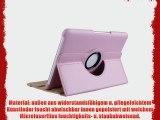 meetQ MaxCover f?r Samsung Galaxy Tab 2 P5100 P5110 (10.1 Zoll) 3-in-1 Set mit Stylus Pen und