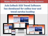 B2B Portal for Travel Agents | Online B2B Travel Agency | B2B Travel Software Solutions Company