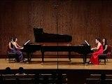 Johannes Brahms: Symphony No.4 (for two pianos), op.98 Mov. I