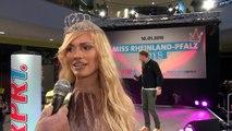 Wahl zur Miss Rheinland-Pfalz 2015 in der Rhein-Galerie Ludwigshafen