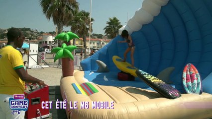 M6 mobile Game Contest ETE 2015 teaser