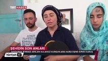 TRT spikeri şehit haberini sunarken gözyaşlarına hakim olamadı