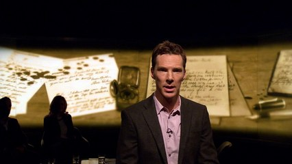 """IN EVENT OF MOON DISASTER"" Benedict Cumberbatch reads Bill Safire's memo to President Nixon's Chief of Staff (1969)"