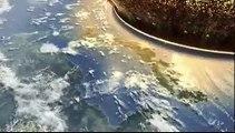 Impacto de Asteroide con la Tierra (2012) Apocalipsis.