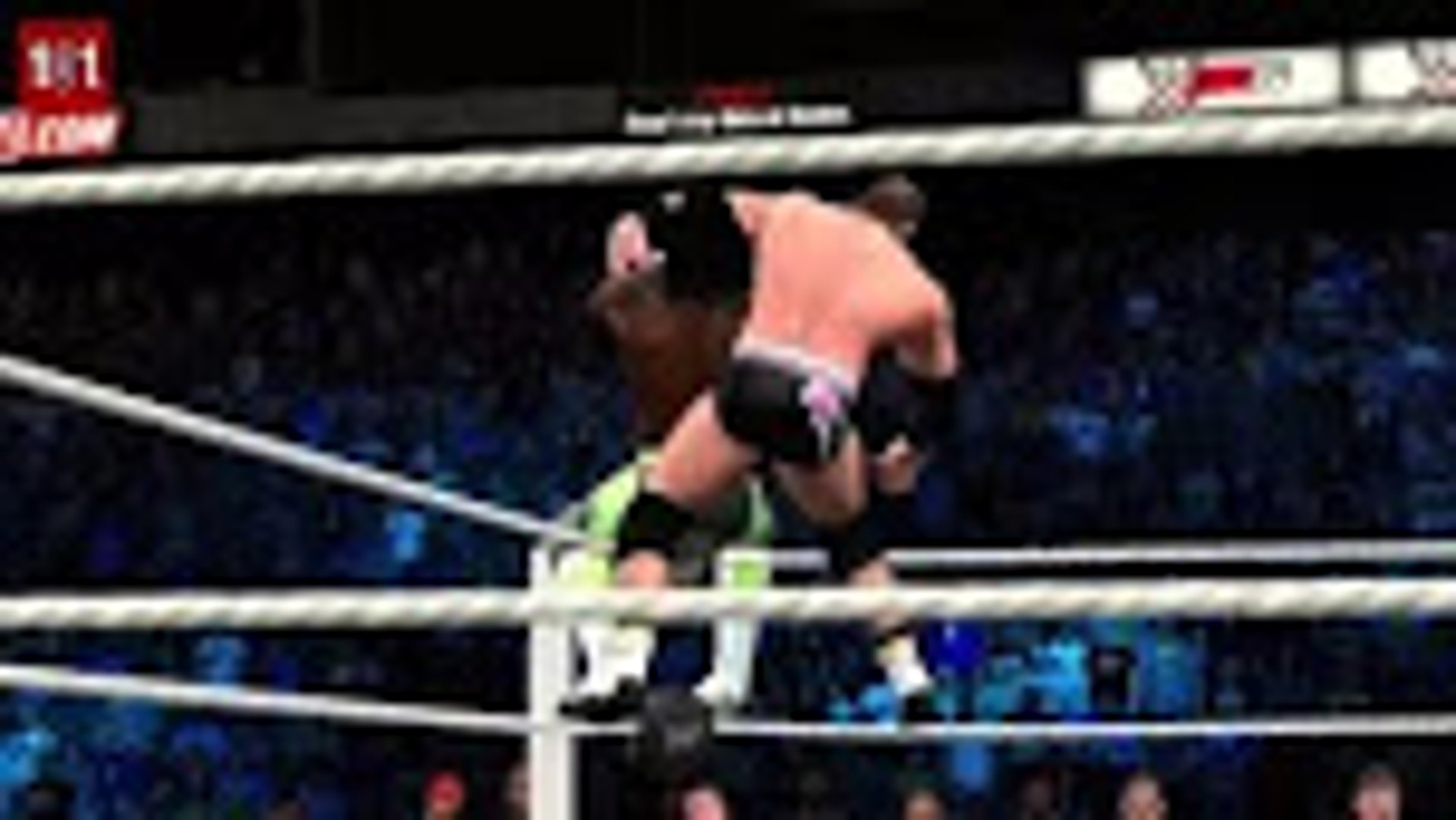 Devastating Top Rope Maneuvers- WWE 2K15 Top 10 (1)