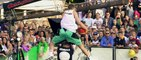 The most insane dunk contest in the world in Latvia | Sprite Kings of Air 2015