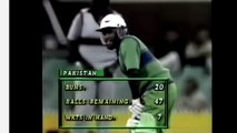 Funny Cricket Moments - lol moments - Malcolm Marshall Bowling