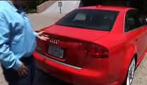 Audi RS4 Exclusive Road Test