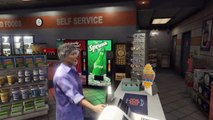 GTA 5 SUPER GRANNY FUNNY MOMENTS! (GTA 5 PC Mods)