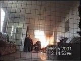 maison qui brûle simulation detecteur de fumee obligatoire