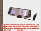 Magnet KFZ Ladekabel f?r Sony Xperia Z3 Smartphone  Sony Xperia Z3 Tablet  Sony Xperia Z2 Smartphone
