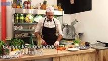 Cuisine : Recette d'antipasti de légumes à l'italienne facile et rapide