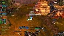 Bajheera-Darkspear - FURY PVP #11 - FURY IN FLAMES - WoW Warrior PvP - (#153)