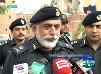 Police Reporting Rooms Inauguration in KPK
