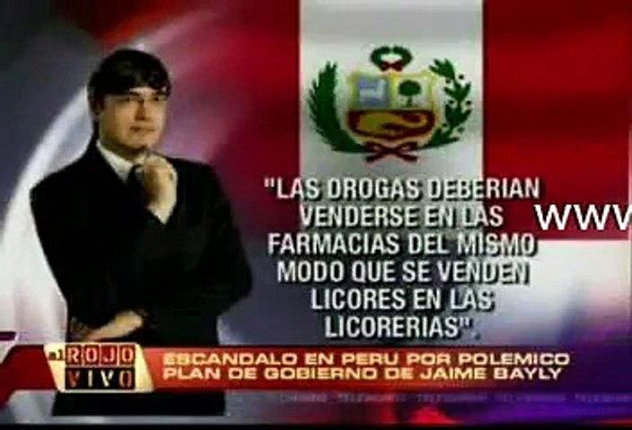 Jaime Bayly Presidente 2011 En Al Rojo Vivo Video Dailymotion Jaime bayly anuncia fecha para su nuevo programa en en televisión peruana. jaime bayly presidente 2011 en al rojo vivo