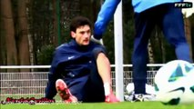 Goalkeeper training - Hugo Lloris training  ( Tottenham Hotspur and the France national team)
