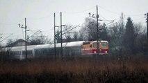 "IC 205 ""Rippl-Rónai"" Zagreb-Budapest & B 702 Osijek-Rijeka (Croatian Railways 2014.)"