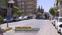 Rondić sa mjesta bombaškog napada na jugu Turske