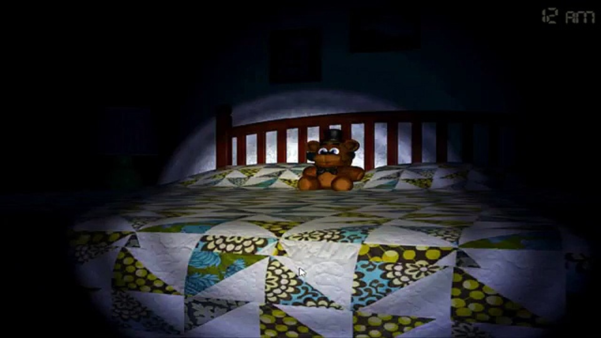 Five Nights At Freddy S 4 All Jumpscares Fnaf 4 All Jump Scare