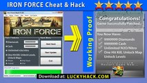 Iron Force Cheats get 99999999 Diamonds  No rooting  V102 Iron Force Cheat Diamonds