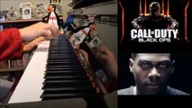 """Call Of Duty: Black Ops III """"Ember"""" – Piano Song in Teaser (Advanced Piano Cover)"""