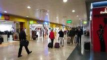 Madrid - Aeropuerto de Barajas T1 - Barajas Airport Terminal 1 - 30 SEP 2012