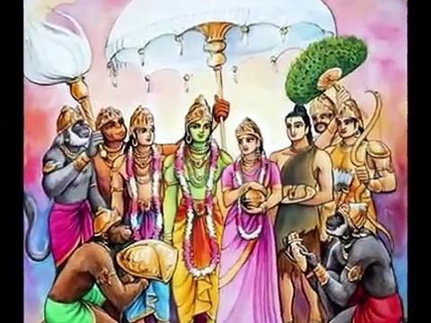 Ramayana (Sri Gayatri Ramayana Mantra)