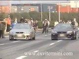 Nissan Skyline R33 vs R34