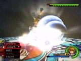 Kingdom Hearts II Final Mix - Sora VS Roxas (Data Battle)