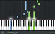 Fairy Tale (Tong Hua) (Piano) [100% Speed]