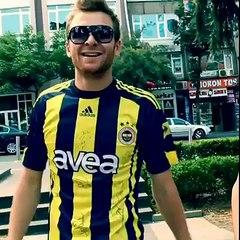 Trabzon'da Fenerbahçe forması giymek... (eğlence amaçlıdır,hiç bir kötü amaç güdülmemektedir )