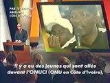 Charles Blé Goudé dans « Le vrai journal »