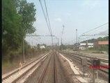 Linea Pescara - Ancona Treno Prove Archimede 7° Tratto Varano - Ancona